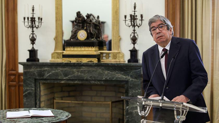 Ferro Rodrigues admite projeto de revisão constitucional do Chega