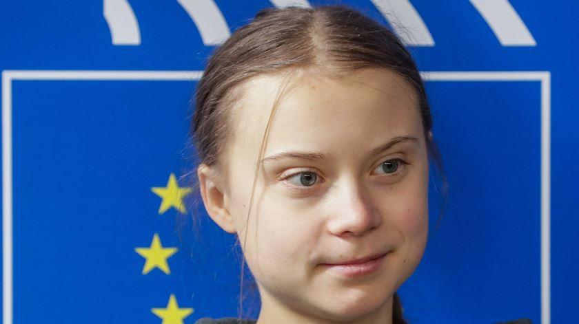 Greta Thunberg vai doar 92 mil euros para o combate à Covid-19