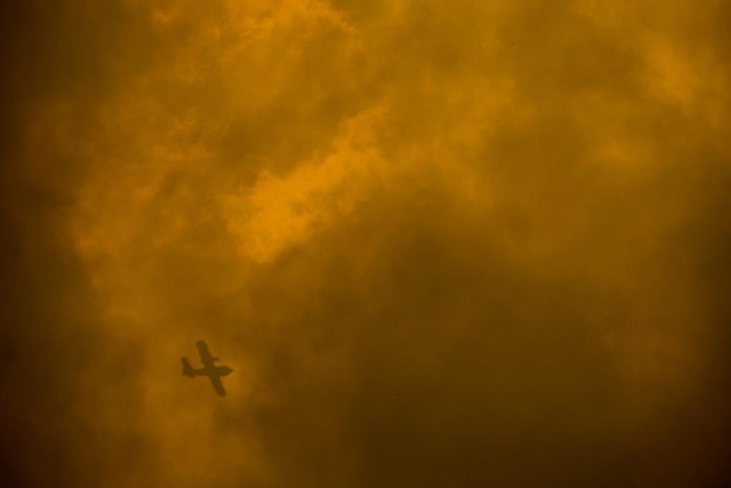 Incêndios continuam a ser um dos flagelos do país. Paulo Cunha/Lusa