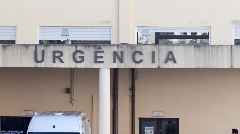 Médica agredida no hospital de Águeda