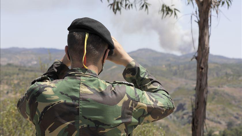 Forças Armadas empenham mais 108 militares na prevenção de incêndios florestais