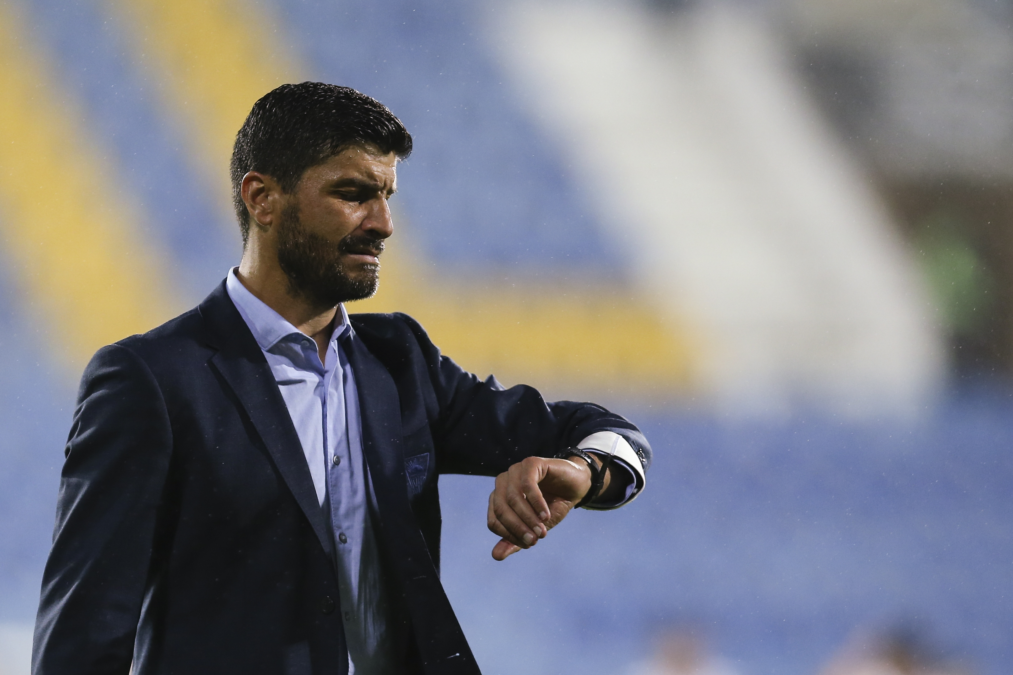 Pedro Emanuel já não é treinador do Estoril-Praia