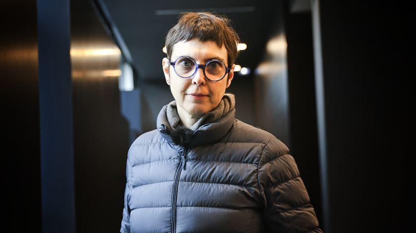 Adriana Calcanhotto. A partir de hoje a Universidade de Coimbra tem uma nova professora