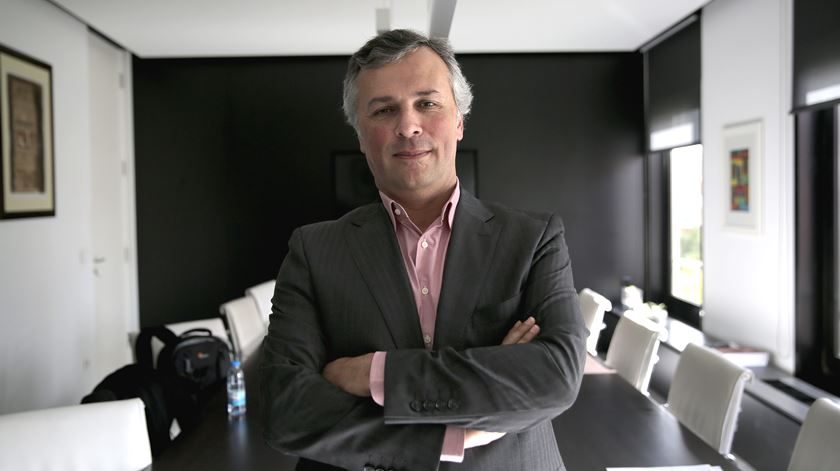 Advogado João Santos. Foto: Inês Rocha/RR