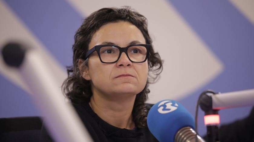 Susana Peralta, especialista em economia pública. Foto: Inês Rocha/RR
