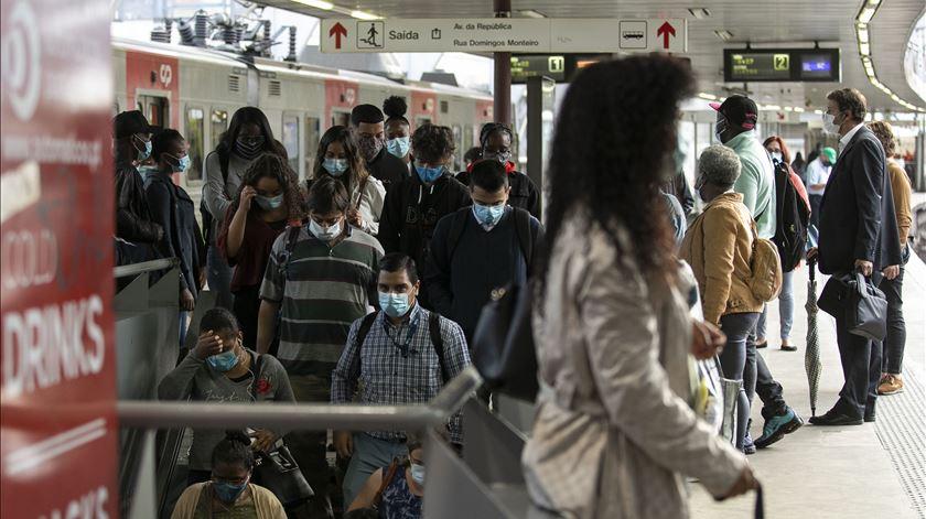Covid-19 por concelho. Lisboa ultrapassa oito mil infetados e Paços de Ferreira com maior aumento no Norte
