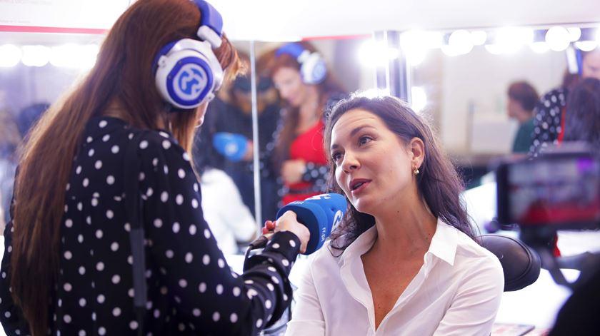 Soraia Chaves e Ana Galvão Foto: Sofia Moreira/RR