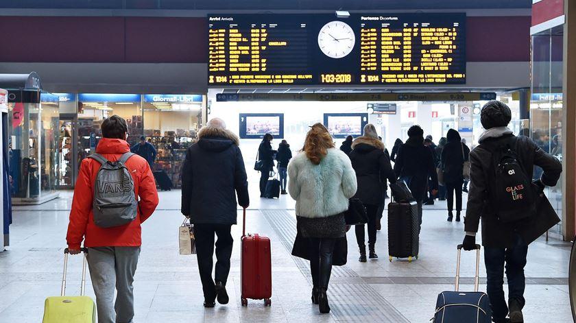 Lisboa tem o 10.º pior aeroporto em termos de pontualidade