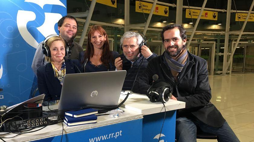 Conselho de Directores ao vivo com Graça Franco, Henrique Monteiro e Pedro Santos Guerreiro