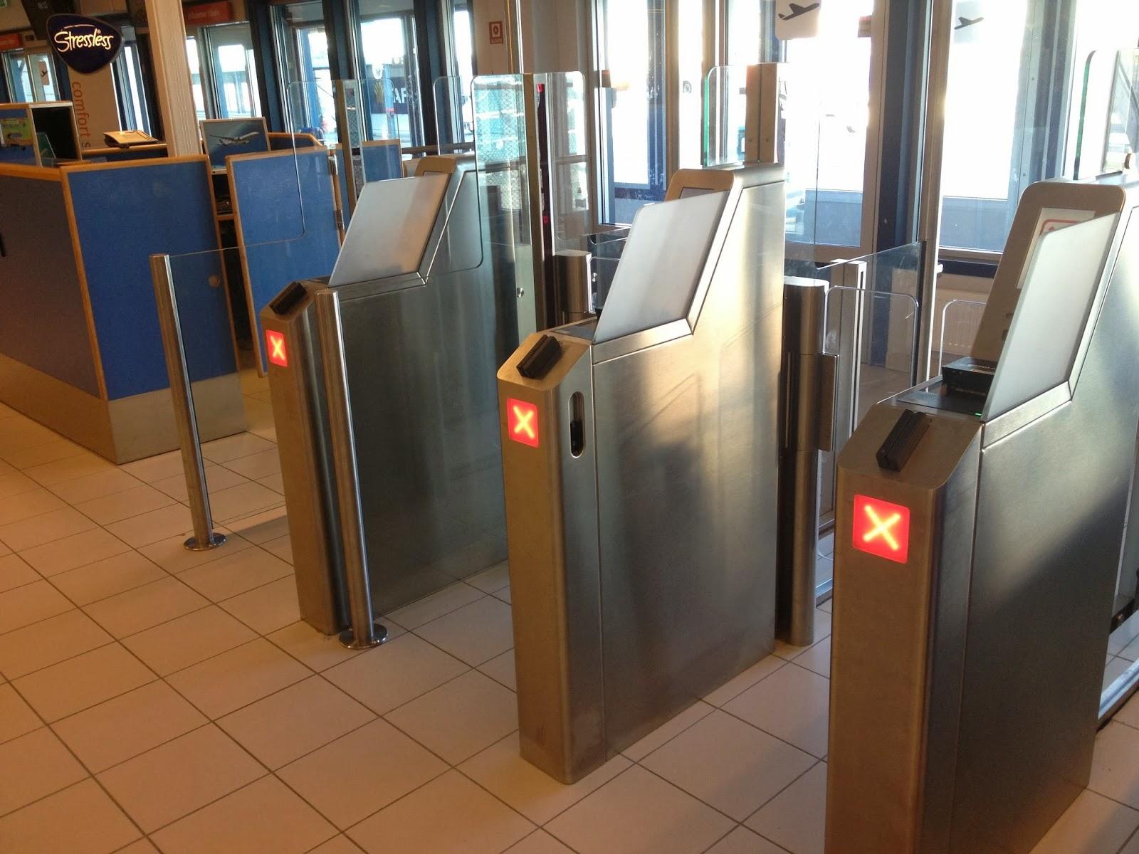 Ameaça encerrou dez portas de embarque no Aeroporto de Copenhaga