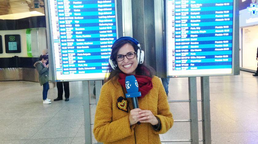 A repórter Miriam Gonçalves andou à procura das melhores histórias