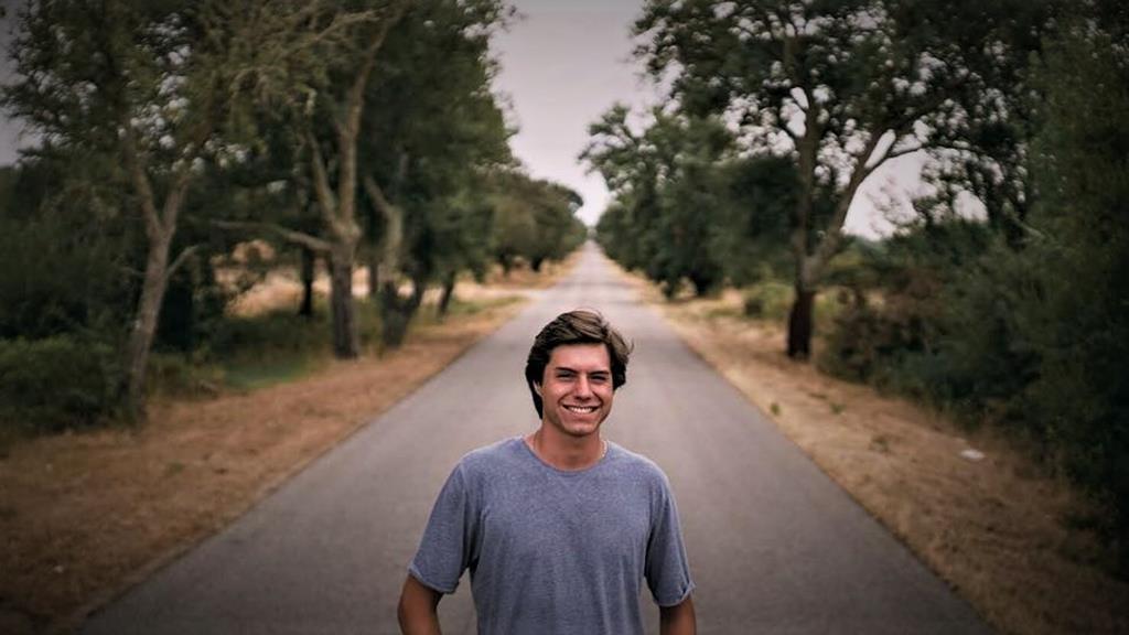 Afonso Reis Cabral foi o último a receber o prémio em 2019. Foto: Facebook