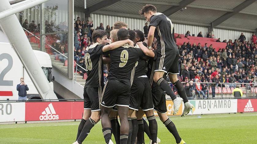 Foto: Twitter do Ajax
