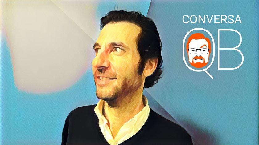 Aldo Lima - Explorador, pioneiro e caminheiro do stand-up português