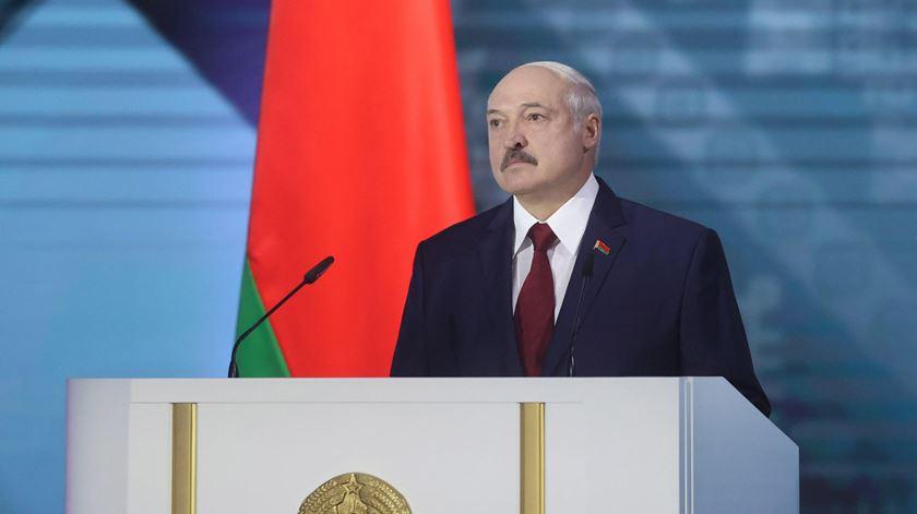 Presidente Lukashenko convoca manifestação de apoio ao Governo bielorrusso