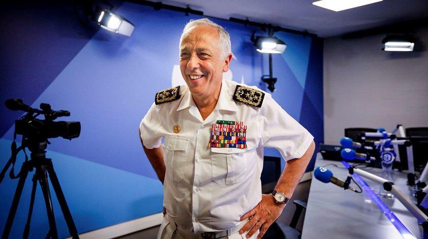 Entrevista ao almirante Silva Ribeiro