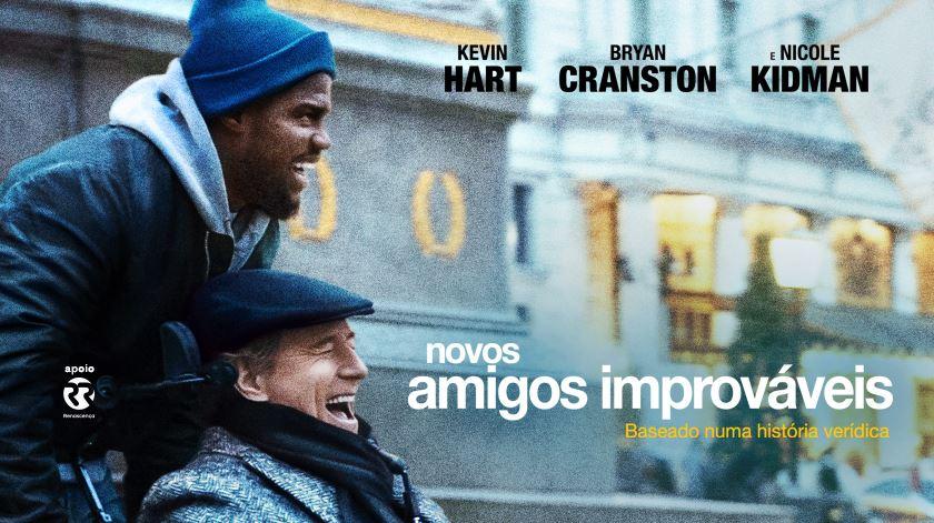 """""""Novos Amigos Improváveis"""", já nos cinemas"""