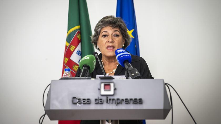 """""""Candidato-me pela transparência e pela democracia"""", anuncia Ana Gomes"""