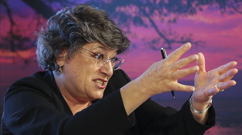 """Branqueamento de capitais. Ana Gomes lembra Luanda Leaks e diz que Portugal está numa """"posição vulnerável"""""""