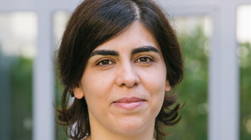 Ana Jorge, professora e investigadora da Universidade Católica na área de comunicação Foto: Direitos Reservados