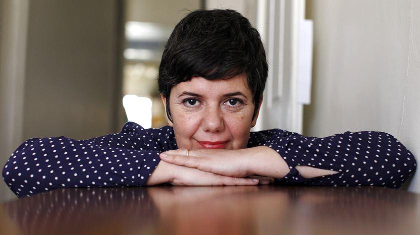 Ana Kotowicz. Foto: Pedro Azevedo
