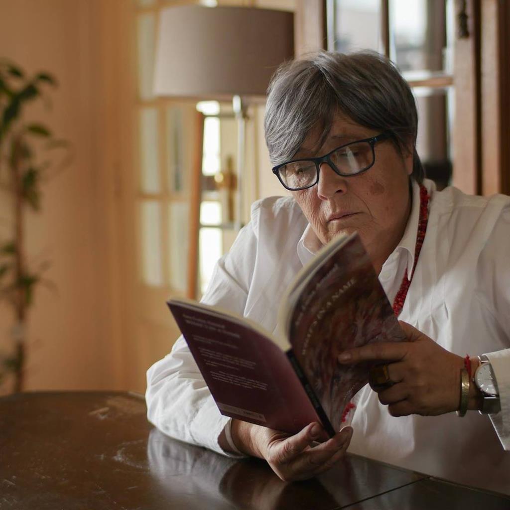 Ana Luísa Amaral vence mais um prémio literário. Foto: Onomatopeia