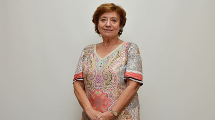 Ana Paula Gonçalves, presidente do Conselho de Administração do Hospital do Algarve. Foto: Centro Hospitalar Universitário do Algarve.