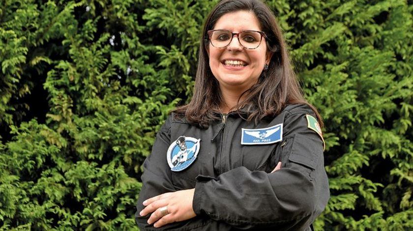 """Ana Pires, a única astronauta portuguesa: """"Espaço? Temos ainda muito para explorar na Terra"""""""