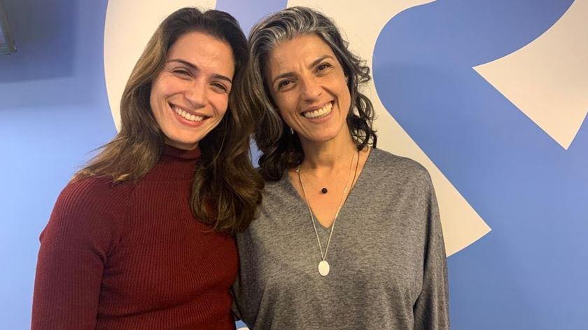 """Hoje demos """"green little steps"""" com a atriz Ana Varela"""