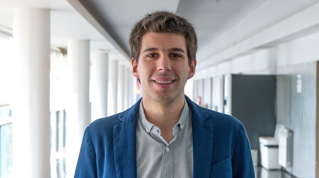 André M. Carvalho. Foto DR