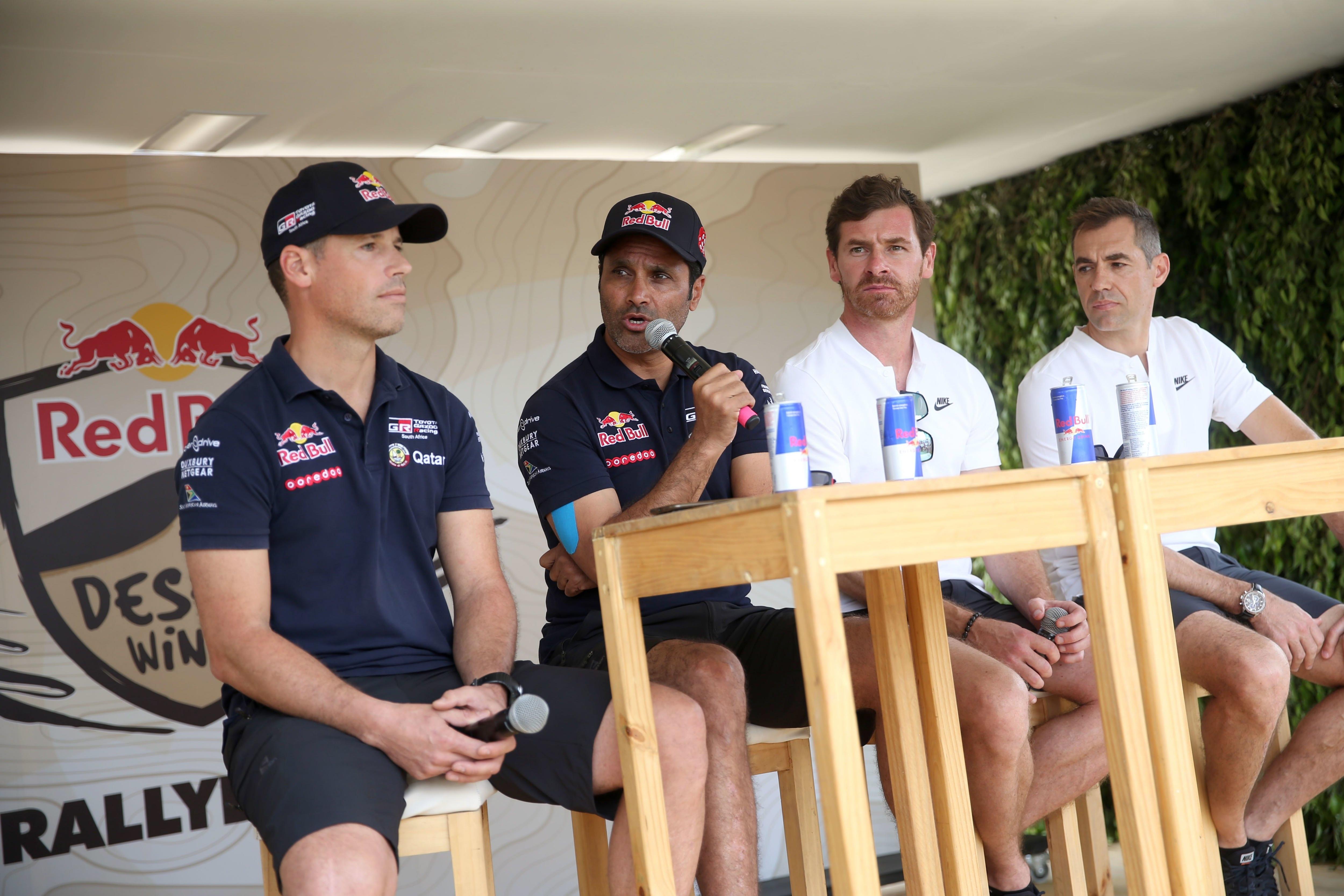 André Villas-Boas sofreu um acidente no Dakar2018 e abandona a prova