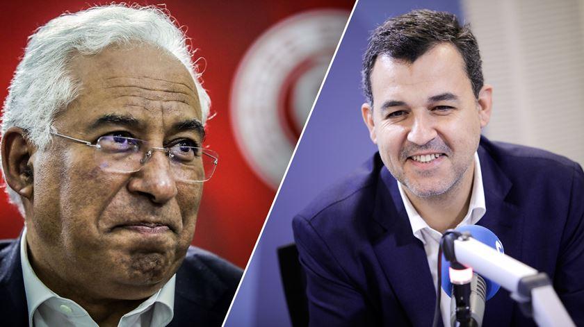 """PAN propõe défice de 0,5%, Costa prefere margem para """"crise"""" que """"pode um dia acontecer"""""""