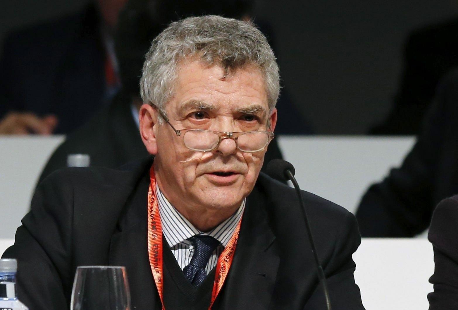 Fernando Gomes nomeado representante da UEFA na FIFA