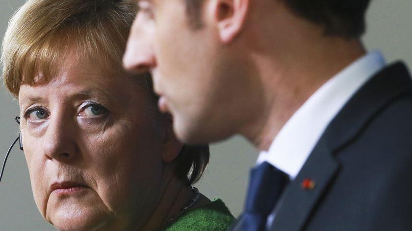 Alemanha, França e Reino Unido lamentam decisão de Trump sobre o Irão