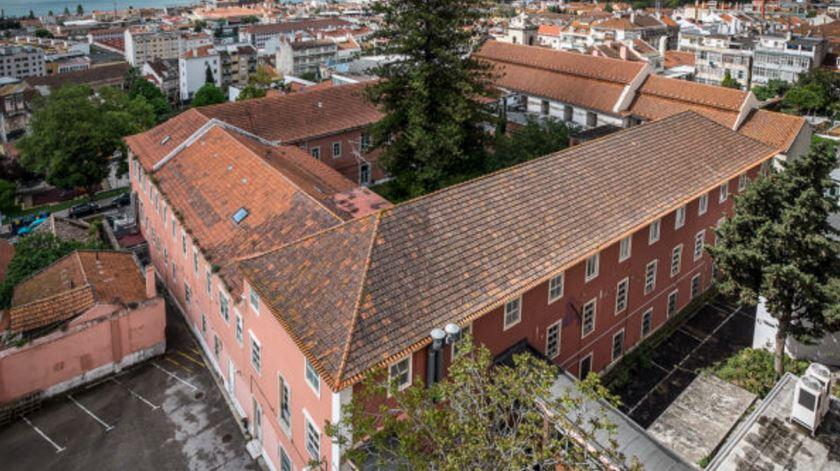 Antigo Hospital Militar de Belém renovado e pronto a receber doentes Covid-19