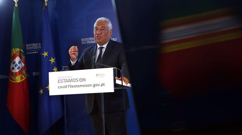 """Declarações """"repugnantes"""" e de """"mesquinhez recorrente"""". Costa critica ministro holandês"""