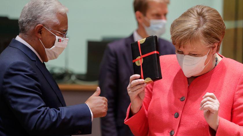 """Pausa no Conselho Europeu após """"discussões aprofundadas"""""""