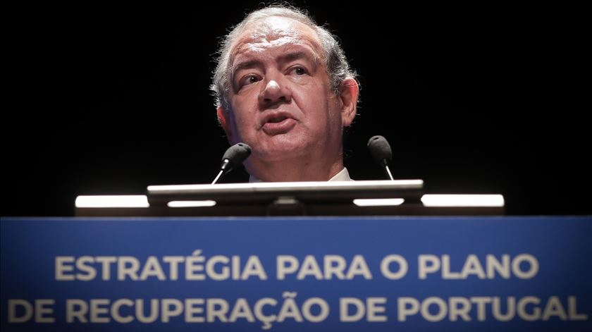 """Há """"consenso alargado"""" sobre comboio de alta velocidade entre Lisboa-Porto"""