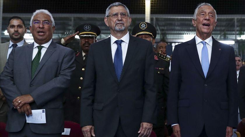 Presidente Jorge Carlos Fonseca pede a Portugal fim de vistos para cabo-verdianos