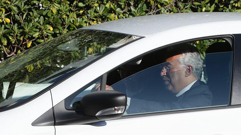 António Costa também pediu bilhetes para o Estádio da Luz