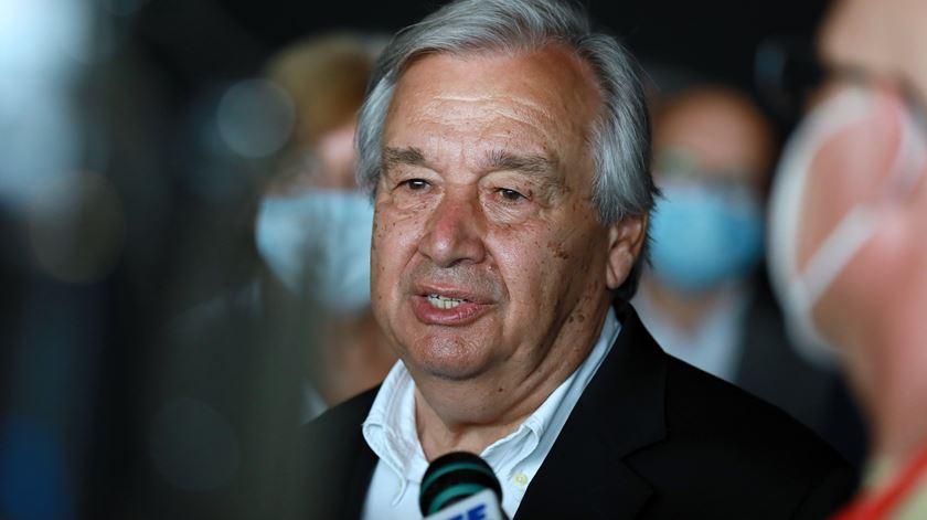 ONG avaliam positivamente mandato de Guterres à frente da ONU