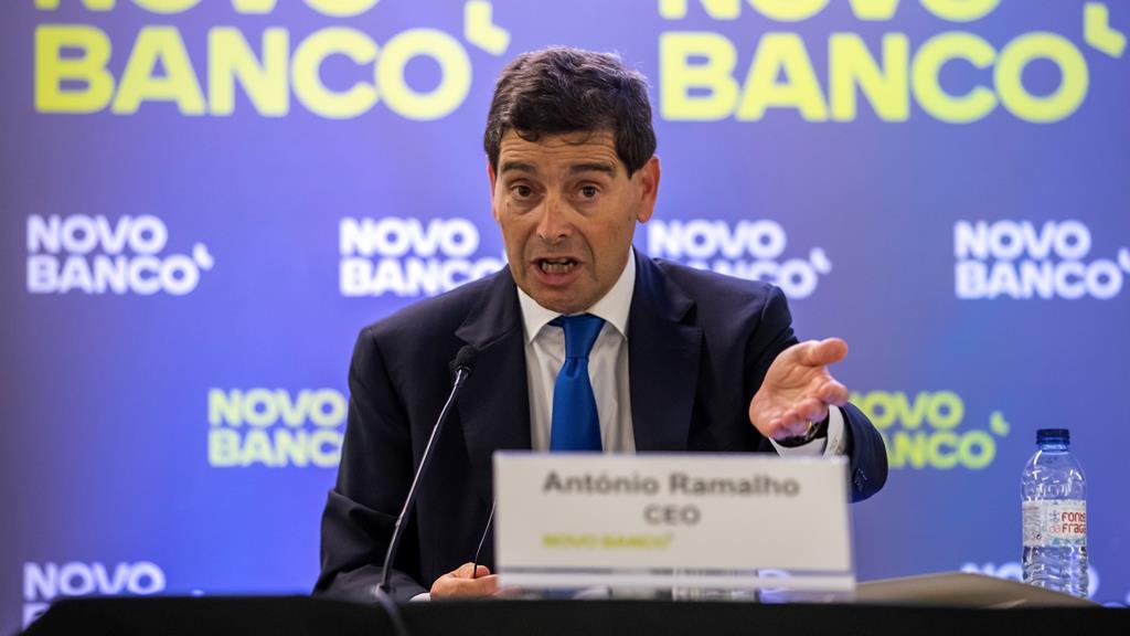 """António Ramalho vai liderar a """"task force"""". Foto: José Sena Goulão/Lusa"""