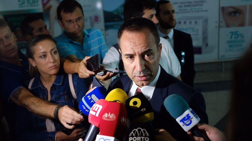 """António Salvador: """"Queremos vencer a Taça da Liga na nossa terra"""""""
