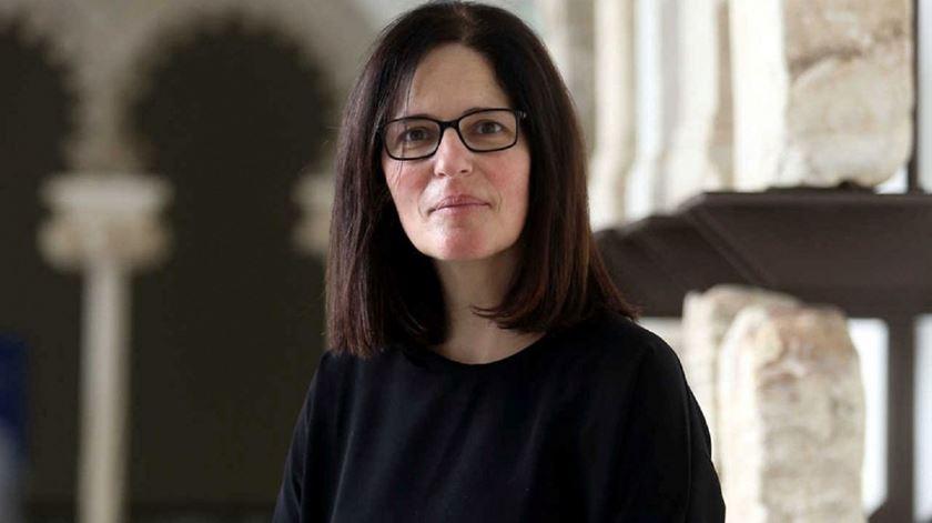 Ana Paula Amendoeira, diretora regional da Cultura do Alentejo. Foto: DR