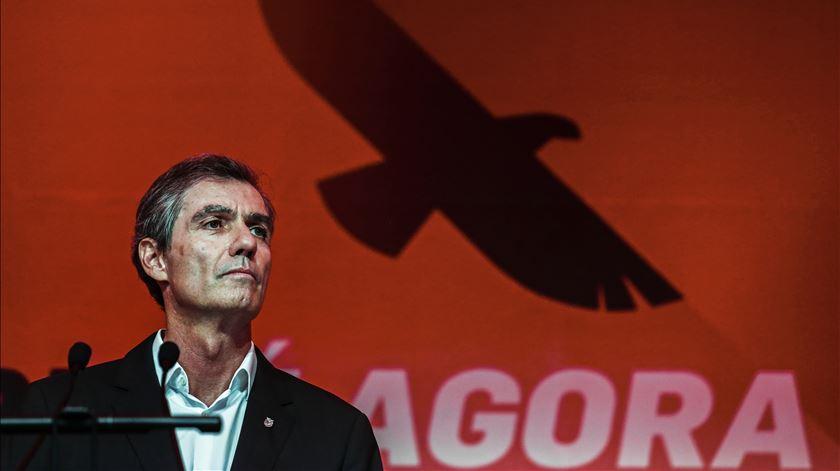 """Noronha Lopes quer """"ganhar as eleições"""" do Benfica"""