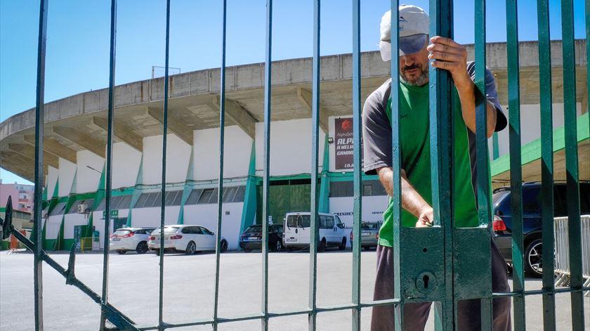"""Chumbita Nunes: """"Temo pelo futuro do Vitória"""" de Setúbal"""