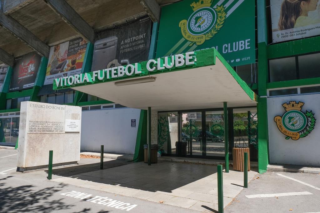 Estádio do Bonfim, V. Setúbal. Foto. Rui Minderico/Lusa