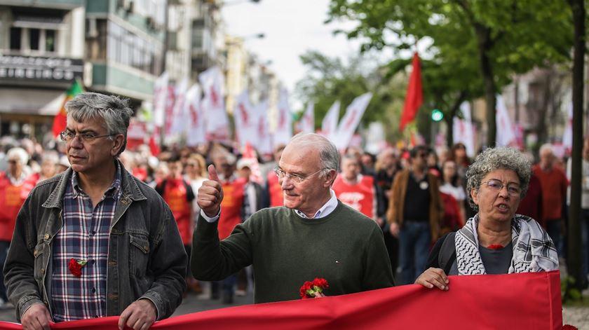 """CGTP: Governo prepara """"aliança"""" com a direita para aprovar alterações laborais"""