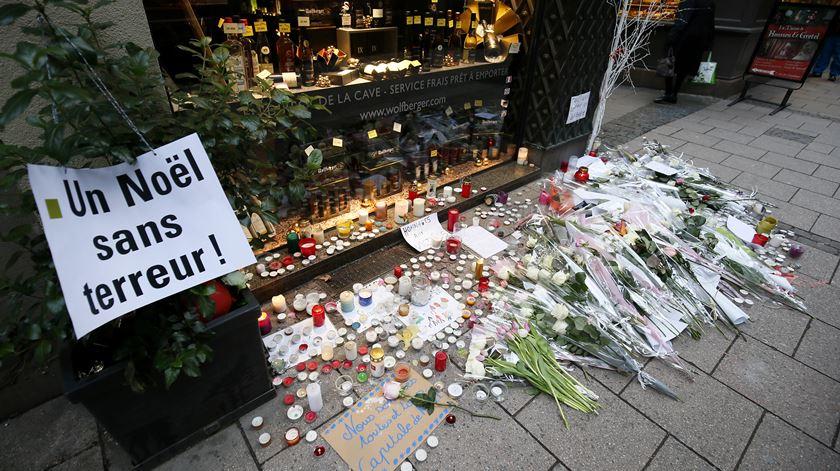 Sobe para quatro número de mortos no atentado de Estrasburgo