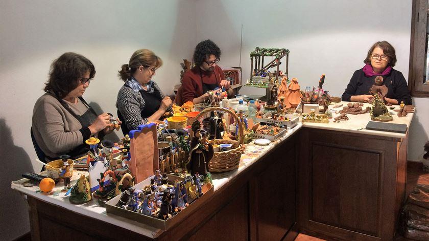 Atelier das Irmãs Flores. Foto: Rosário Silva/RR